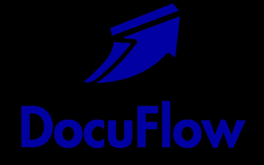 Logo DocuFlow PNG